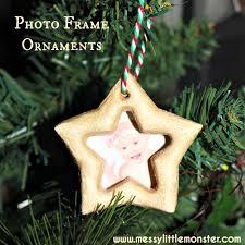 photo frame ornament