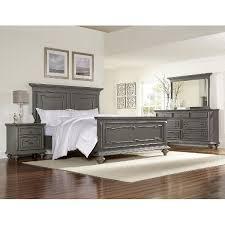 gray bedroom sets asher lane gray 6 piece queen bedroom set bedroom furniture