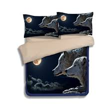 online get cheap wolf bedding aliexpress com alibaba group