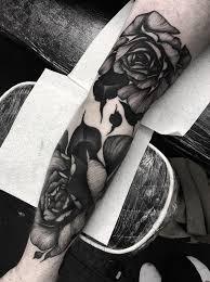 best 25 rose sleeve ideas on pinterest rose sleeve tattoos