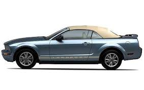 2008 mustang used used 2008 ford mustang convertible pricing for sale edmunds