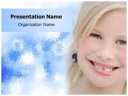 dental templates for powerpoint free download download free child teeth development powerpoint template for