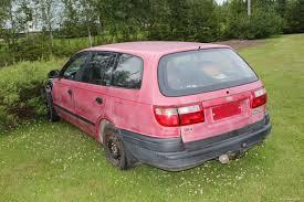 toyota carina nettivaraosa toyota carina e 1993 spare and crash cars