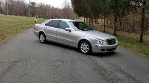 2003 mercedes s500 2003 mercedes s500 w220 silver