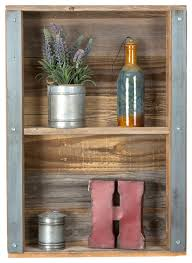 rustic display and wall shelves houzz