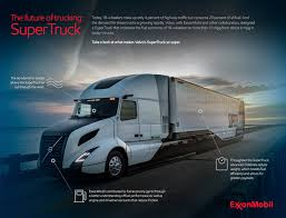 volvo highway tractor the fast lane to the future of trucking supertruck energy factor