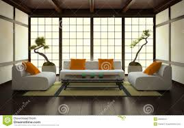 interior in japanese style stock illustration image of glass royalty free stock photo download interior in japanese style