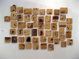 artwork on wood san francisco galleries thursday openings