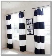 White And Navy Curtains Lovable White And Blue Striped Curtains Designs With Navy Striped