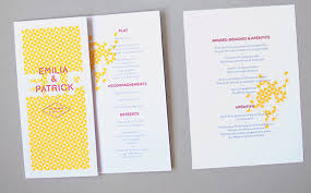 Bi Fold Wedding Program 27 Wedding Menu Templates U2013 Free Sample Example Format Download