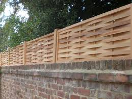 Trellis On Print Of Wall Fence Panels Appliance Exteriors Pinterest