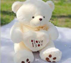 big valentines day teddy bears best quality 2016 hot new beige big plush teddy soft