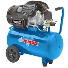 airmaster tiger 16 510 3hp 50 litre air compressor machine mart