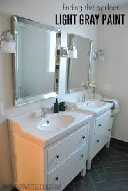 bathroom colors choosing the right bathroom paint colors how to choose the right gray paint warm gray and light gray paint