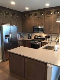 Height Of Kitchen Base Cabinets by Replacing Upper Cabinets Mtn Kitchens