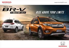 honda cars philippines pims 2016 honda cars philippines previews br v deliveries start
