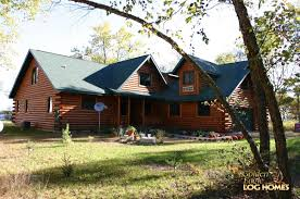 Floor Plan Front View by Golden Eagle Log Homes Log Home Cabin Pictures Photos Custom