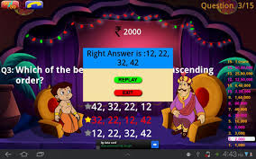 Home Design Game Questions by Kbc Quiz With Bheem Android Apps On Google Play