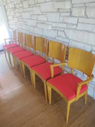 6 vintage heywood wakefield chairs 90 craigslist fascination 6 vintage heywood wakefield chairs 90