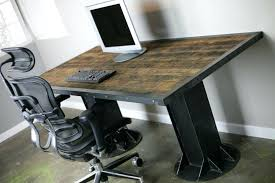 Custom Made Office Desks Cool Office Desks Trendy Industrial Office Desk Custom Made Modern