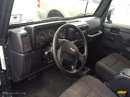 2005 jeep wrangler x 4x4 interior photos gtcarlot com