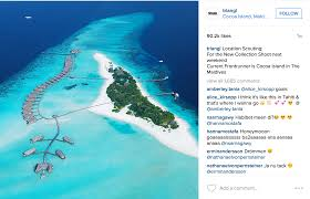 Tahiti Map World by Engaging And Far Reaching Instagram Vacations Triangl In The Maldives