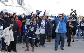 dallas cowboys v oakland raiders thanksgiving in picture