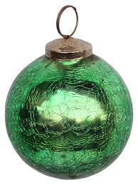 ornament blown tree decoration shiny