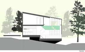 split entry house plans modern multi level house plans processcodi