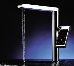designer kitchen taps astini veyron touch control contemporary kitchen sink mixer tap www