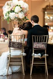 his and hers wedding chairs 30 awesome wedding sign decor ideas for groom chairs