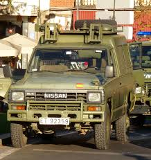 military police and emergency service patrols patrol 4x4