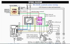 pool pump wiring diagram ansis me