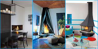 camini angolari moderni camini ad angolo moderni 15 modelli dal design elegante