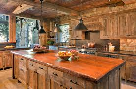 kitchen islands reclaimed wood kitchen island and staggering