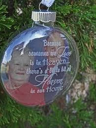 how to make a floating photo ornament baby u0027s first trip to the