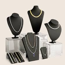 necklace display case images Canadian jewelry display gift bag jewelry box store fixture at jpg