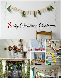 in real the of the everyday 8 diy garlands