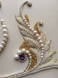 best 20 pearl embroidery ideas on pinterest tambour beading