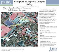 Gis Map Gis Map Projects At Drew Environmental Studies U0026 Sustainability