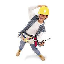 construction worker halloween costume for kids easy all you need