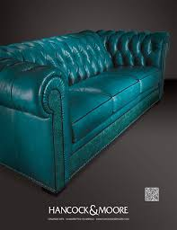 Blue Leather Sofa by Best 25 Teal Leather Sofas Ideas On Pinterest Leather Couch