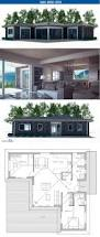 small house plan with two bedrooms and spacious living room