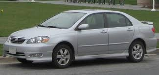 toyota corolla s 2005 for sale 2005 toyota corolla holds record for best single year sales of