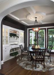built in china cabinet designs built in cabinet designs dining room transitional with wood dining