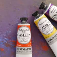 fastmatte alkyd oil colors gamblin artists colors