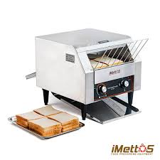 Conveyor Toaster For Home Imettos Electric Toaster Commercial Conveyor Toaster