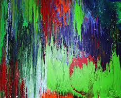 Decorative Wall Painting Techniques by Abstract Art Acrylic Painting Techniques Canvas Wall Haammss