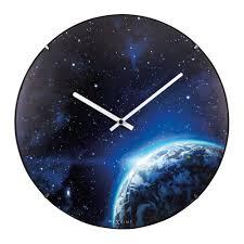 buy globe dome wall clock luminous online purely wall clocks