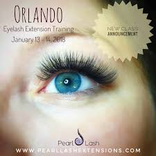 professional eyelash extension eyelash extension academy florida by pearl lash